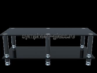 Стойка для аппаратуры на конусах G-Met Эверест-1200-2