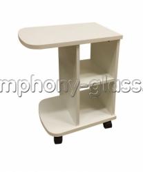 Маленький журнальный столик Мебельный Двор СЖ-3