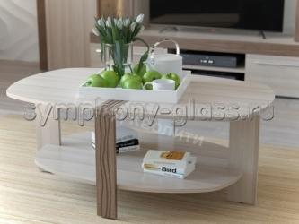 Овальный стол из дсп Джордан 6-0218