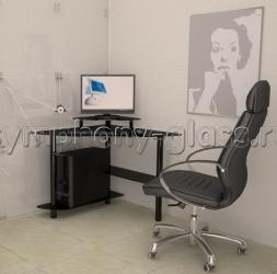 Угловой компьютерный столик Akma Mist-02