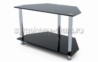 2-х полочная тв подставка G-Met ТВ-2.800У (глубина 30 см)
