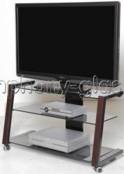 TV тумба Alleri Дельта с накладками
