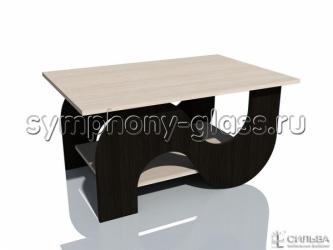 Журнальный стол из дсп Лотос-2