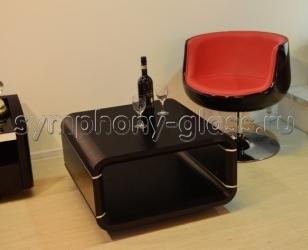Небольшой  столик Caffe Collezione Opus Quadro