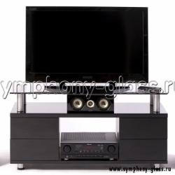 Стойка для телевизора с ящиками - Максимус