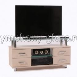 Тумба для телевизора с ящиками - МаксимусП
