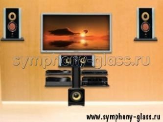 Крепеж для домашнего кинотеатра Antall Install-06