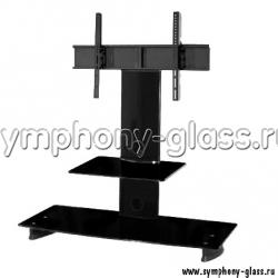 Маленькая черная стойка для жк AlwaysStar LCD1020BB