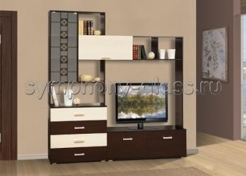 Шкаф комбинированный Болеро 06.293