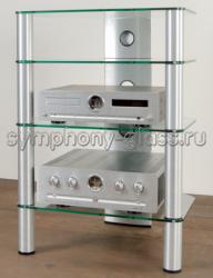 Этажерка для аппаратуры Sonorous RX 2140