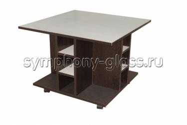 Маленький журнальный столик Мебельный Двор СЖ-2