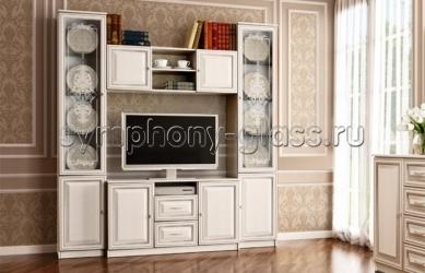 Белый набор мебели Габриэлла