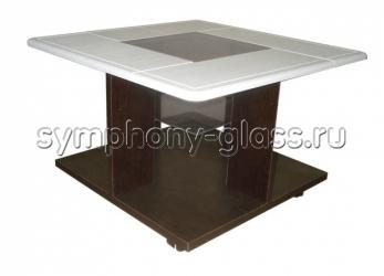 Маленький журнальный столик Мебельный Двор СЖ-5