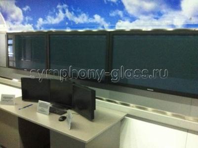 Настенный подвес для видеостены 3х1 монитор