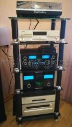 Стойка для аппаратуры на конусах G-Met Эверест-5