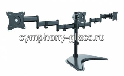 Настольный кронштейн для трех мониторов Itech MBS-13M
