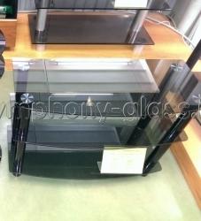 Узкая тумба для тв глубина 350 мм - Allegri Этажерка О 350 - 800 / 1100