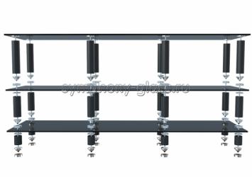 Стойка для аппаратуры на конусах G-Met Эверест-1800-3
