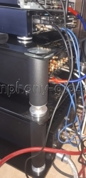 Стойка для аппаратуры на конусах G-Met Эверест-3