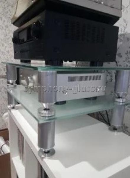 Стойка для аппаратуры на конусах G-Met Эверест-2