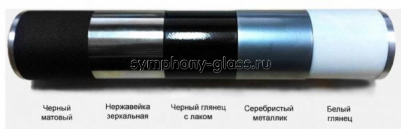Тумба из стекла 12, 15, 19 мм ANLine Модель 5