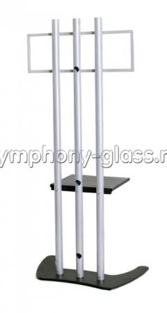 Стильная стойка для презентаций с кронштейном Allegri Техно-5