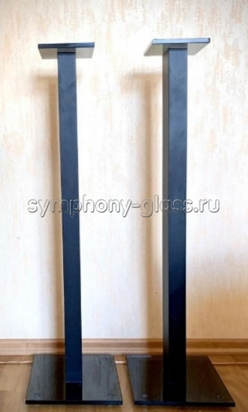 Стойки под клонки из стекла и металла Antall AC-03