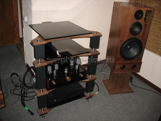 Профессиональная стойка для high-end VOX Module S-001 Basic - 4 модуля