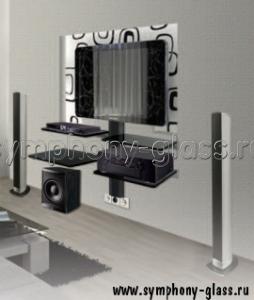 Кронштейн для hi-fi аппаратуры Antall Install-08