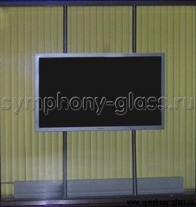 Напольно-потолочная стойка для тв от 70 до 103 дюймов