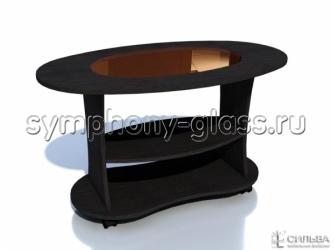 Журнальный стол на колесах Норд-2