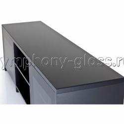 Черная стойка с кронштейном Sonorous LB2620
