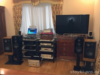 Стойки под акустику Stoyki_PRO Difro Classic 2