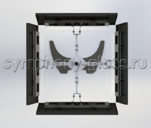 Стойка Allegri Техно-2 на 4 панели