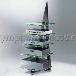 Оригинальная стойка для AV аппаратуры ANLine Alphastatic