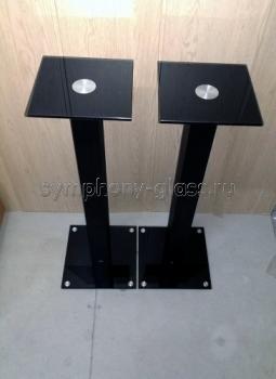 Стойки для акустики Стекло Металл САС-ТК 70.2|1 (2 шт.)