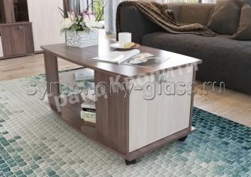 Стол журнальный с ящиком Герда 6-0222