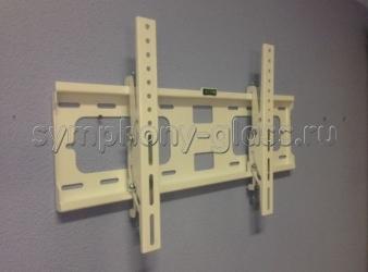 Настенное крепление для тв с наклоном до 15 градусов (ТИП-2) 400х400 или 600х400