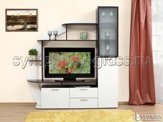 Горка для телевизора Бали НМ 013.41-01