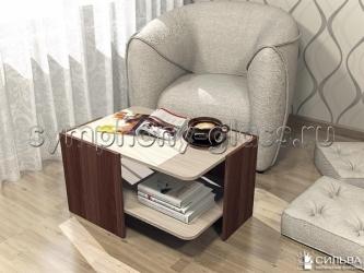 Журнальный столик Милана НМ 014.90