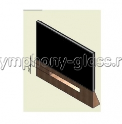 Напольная подставка для большого тв 103|4 для Panasonic 103 дюйма