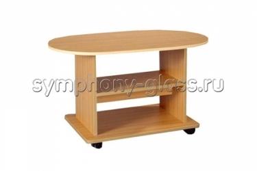 Недорогой журнальный столик Мебельный Двор СЖ-1