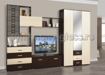 Набор мебели для гостиной Болеро-1