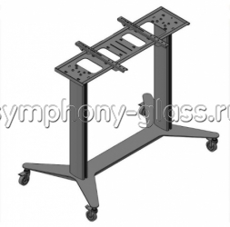 Стойка-стол для сенсорной панели SMS